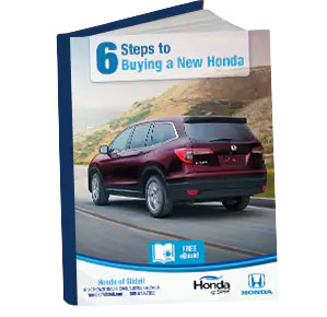 6 Steps to Buying a New Honda