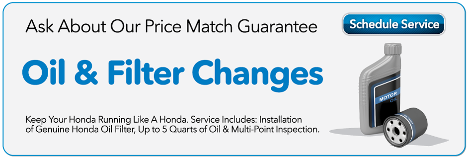 Oil Changes. Click Here to Schedule Service