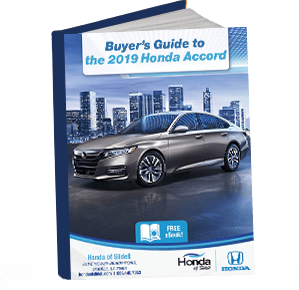 Drivers Guide to the 2019 Honda Accord