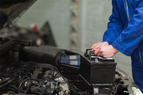 Car Battery Service near Slidell, LA