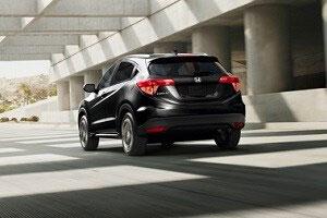 2018 Honda HR-V Performance Specs