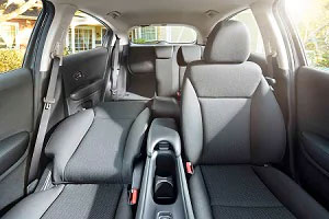 2018 Honda HR-V Interior Safety