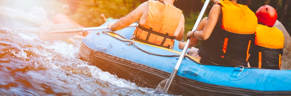 River Adventures near Slidell, LA