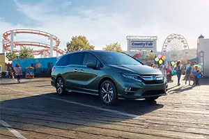 2018 Honda Odyssey for Sale