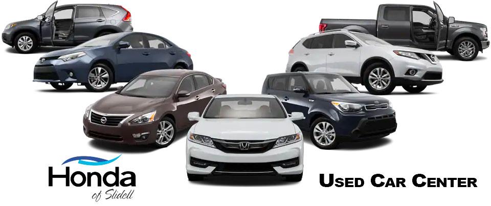 Used Car Center - Honda of Slidell