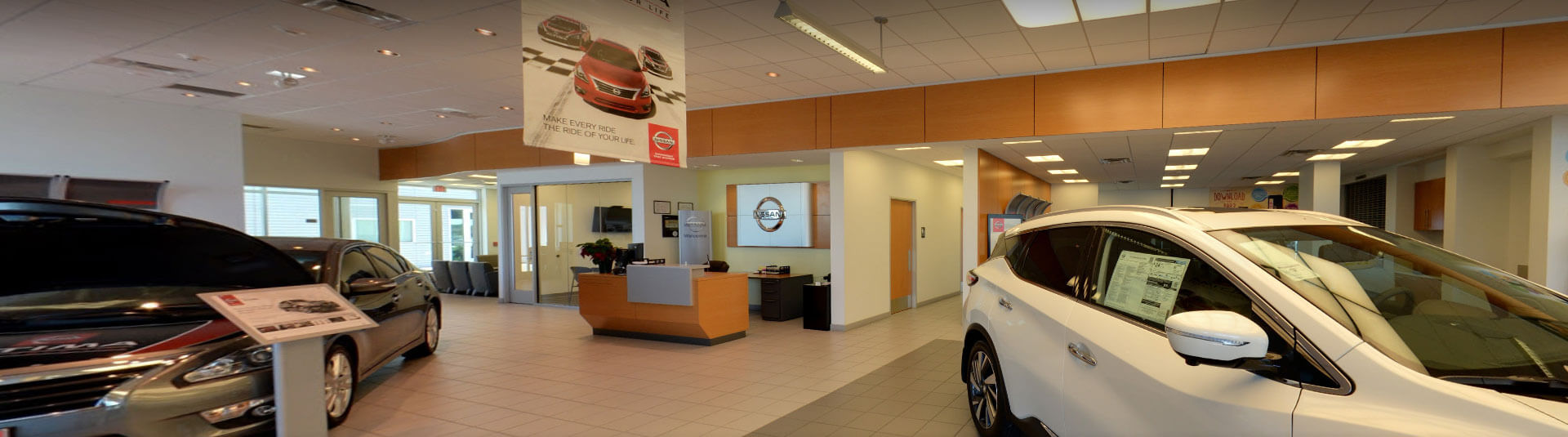 Nissan At Group 1 Automotive