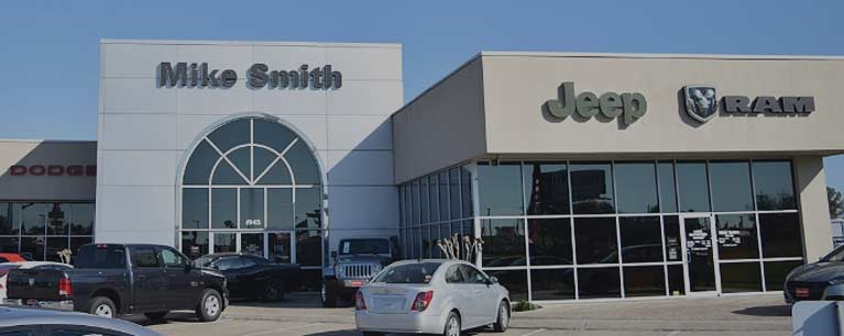 Mike Smith Chrysler Jeep Dodge RAM in Austin, TX