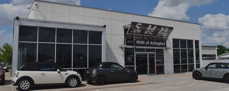 MINI of Arlington in Austin, TX