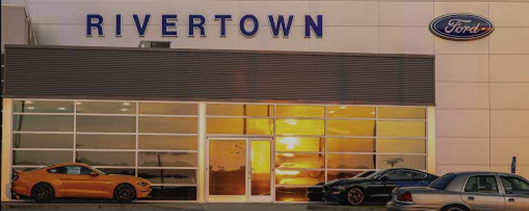 Rivertown Ford in Austin, TX