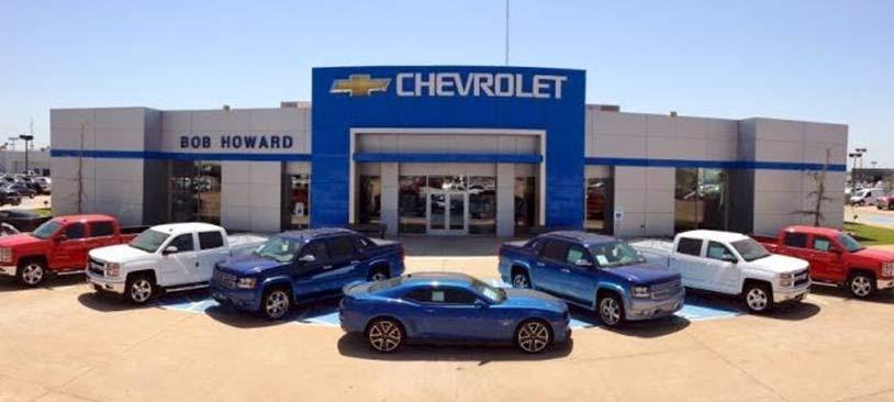 Bob Howard Chevrolet Chevrolet Dealer Oklahoma City Ok