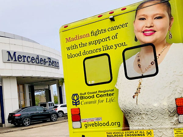 Mercedes-Benz of Clear Lake Blood Drive