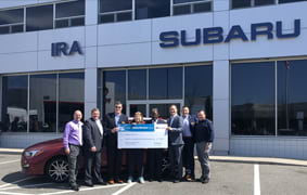 Ira Subaru Shares the Love!