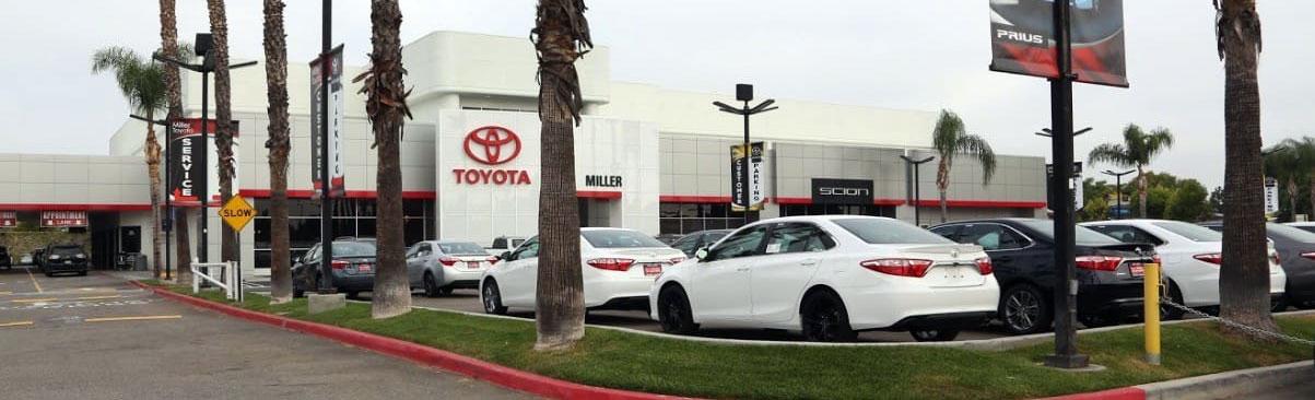 Venta de Carros Toyota Nuevos y Usados en Los Ángeles CA
