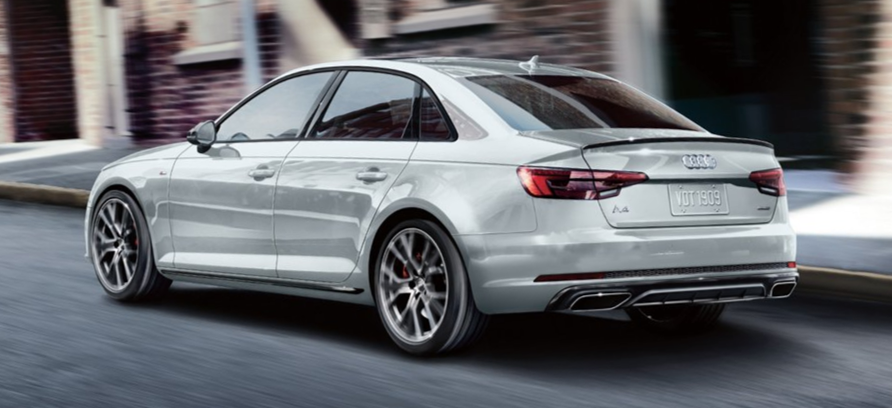 Audi A4 2019 trim levels costs pricing