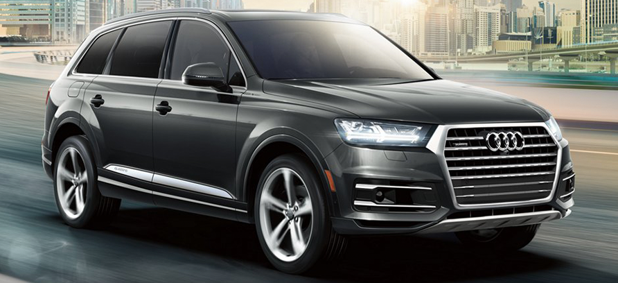 2019 audi q7 features price specs exterior view
