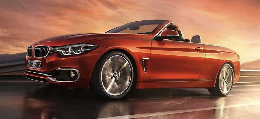 Cost Trims Feature Specs BMW 4 Series 2019