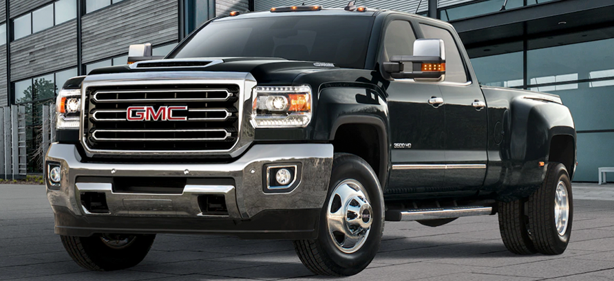 Cost Trims Feature Specs GMC Sierra 2500HD 2019