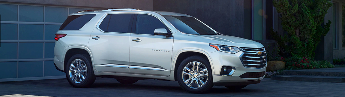 2019 Chevy Traverse 7 Seat Mid Size Suv Specs Features
