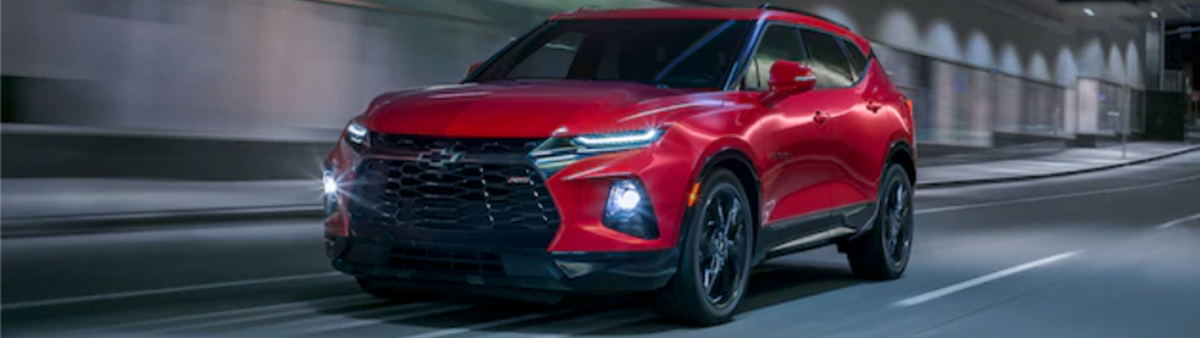2019 Chevy Blazer Specs Features Trim Price