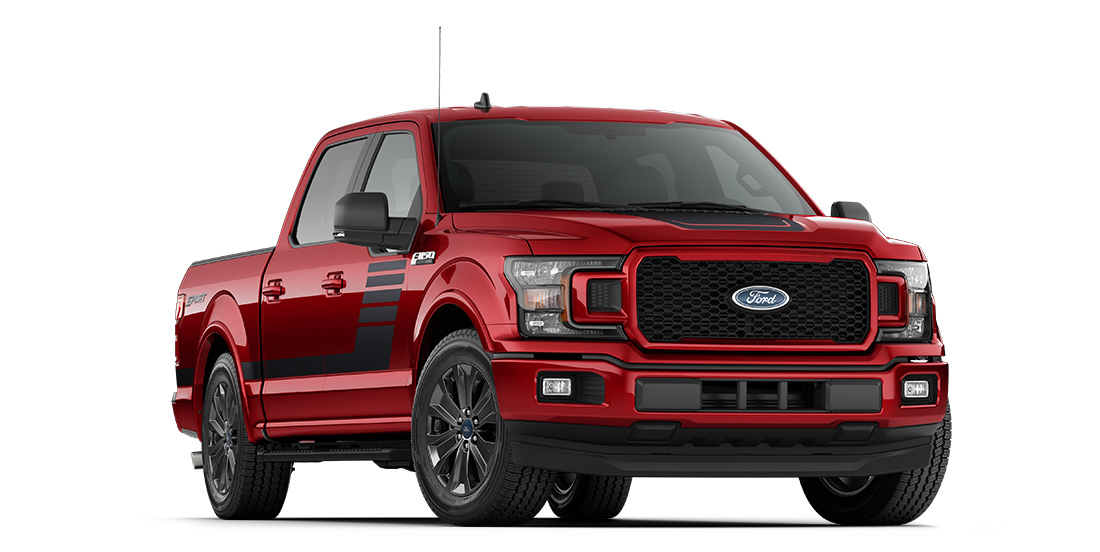 New Ford F150 >> 2019 Ford F 150 Full Size Light Duty Pickup Specs Features