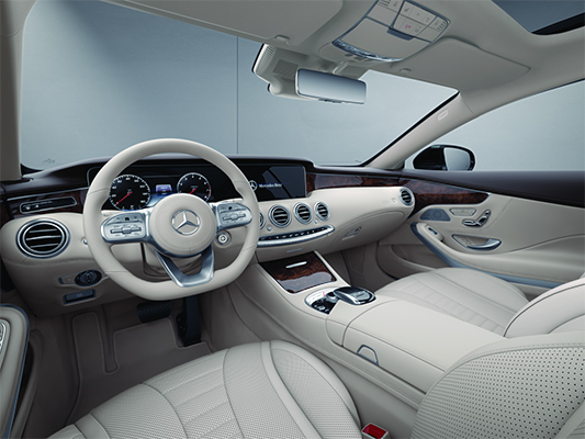 2019 Mercedes-Benz C-Class Interior | Mercedes-Benz of Boerne