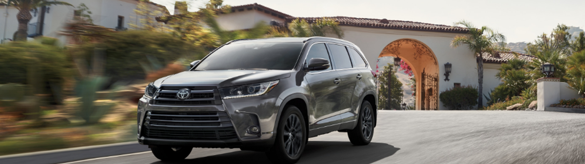 2019 toyota highlander trims features specs