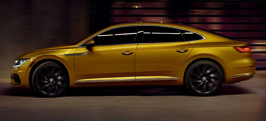 2019 volkswagen arteon cost trims features specs