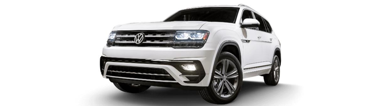 2019 Volkswagen Atlas | Gene Messer Volkswagen