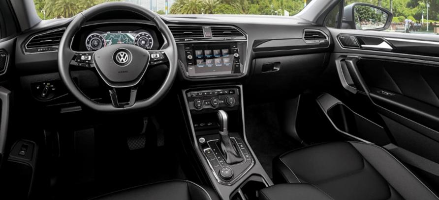 volkswagen tiguan 2019 trim features specs cost